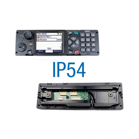 Farbedienteil IP54